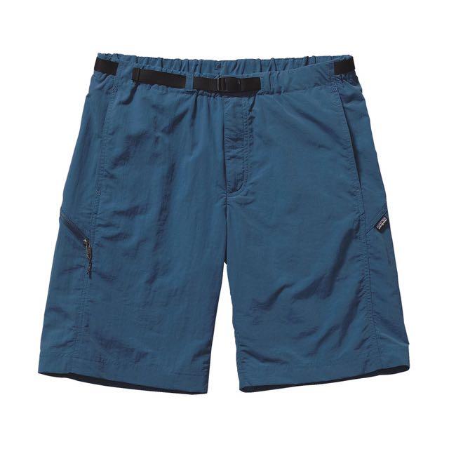 Patagonia Men's Gi III Shorts 登山短褲 防潑水 快乾 音樂祭必備
