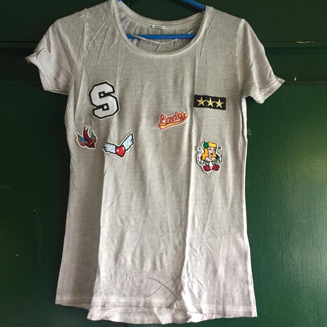 Pimkie Patch Shirt