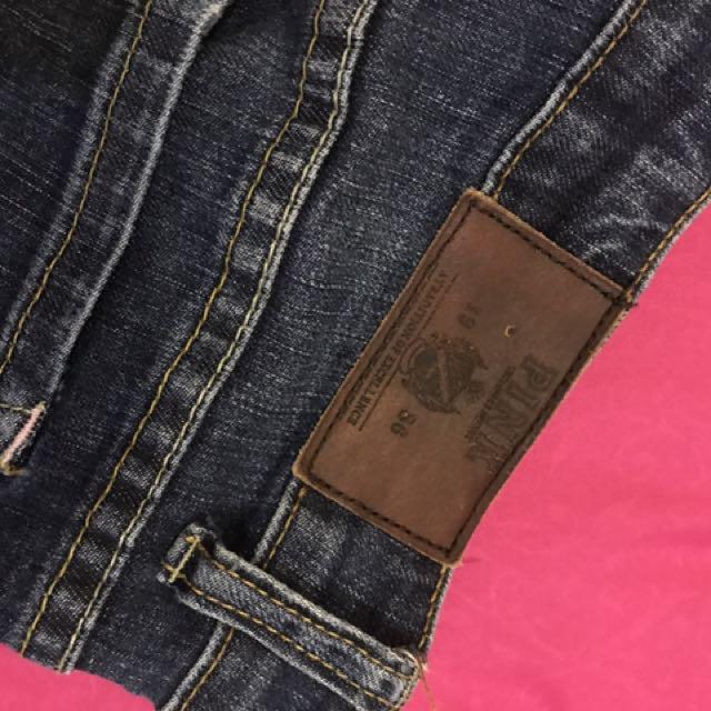 Pink By Victoria Secret Skinny Jeans