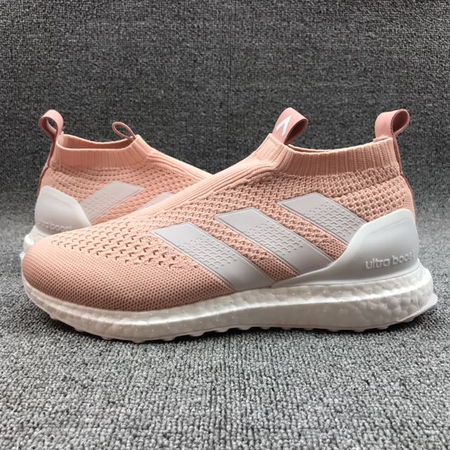 pretty nice 91684 32887 PO Adidas ACE 16+ Purecontrol X KITH Ultra boost Pink, Bulle
