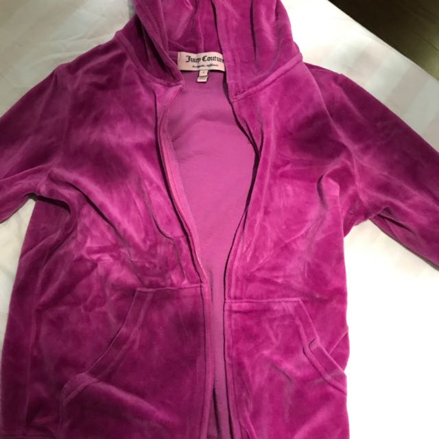Purple Juicy Couture Sweater