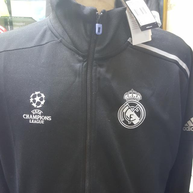 90133b2c6 Real Madrid Champs League Jacket