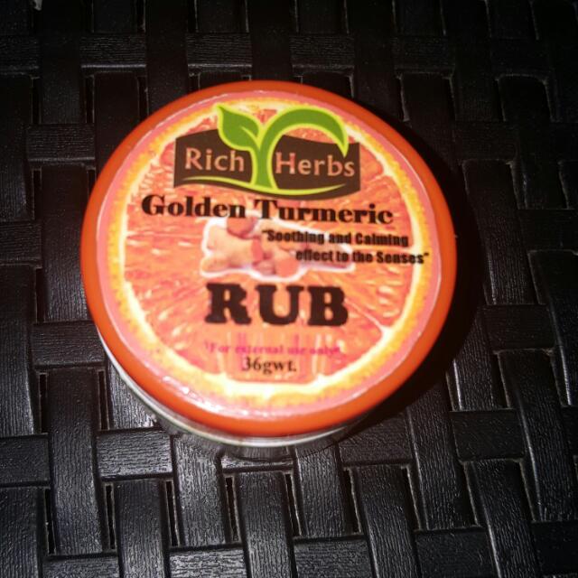 Rich Herbs RUB 35grms.