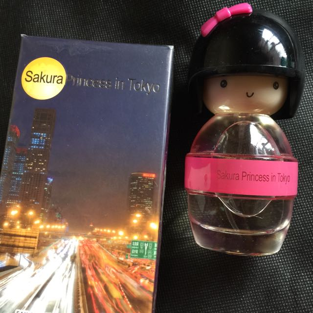 SAKURA Princess In Tokyo Perfume 50ml