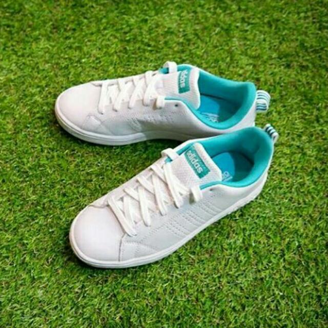 ... discount sale adidas neo advantage white tosca original fesyen wanita  sepatu di carousell 6edf8 d6bd4 282eb7551e