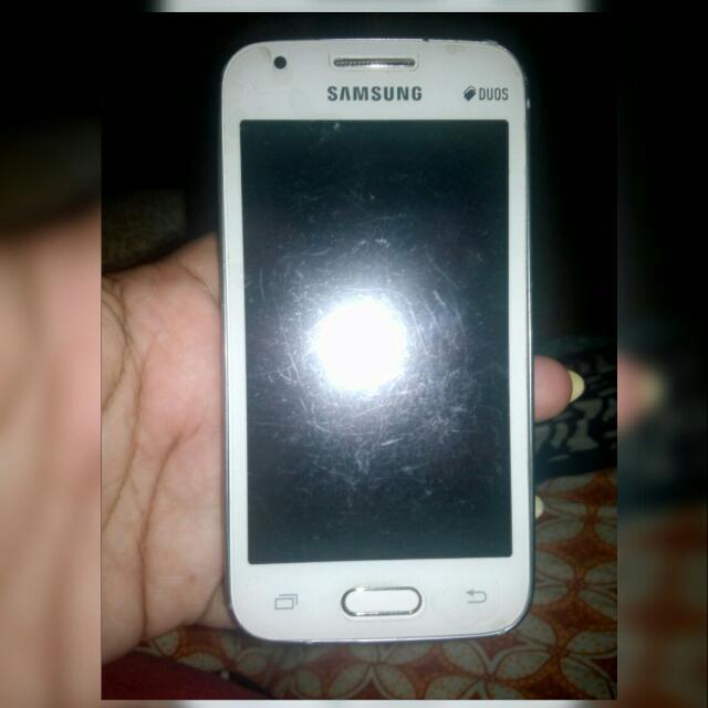 Samsung Galaxy V Minus LCD Mati