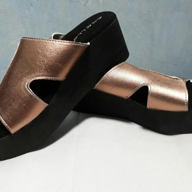 Sandal Spon Wedges
