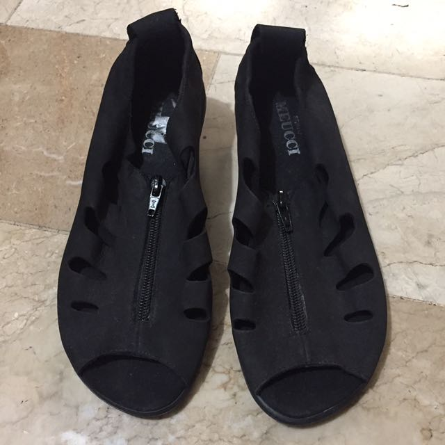Sesto Meucci Black Shoes
