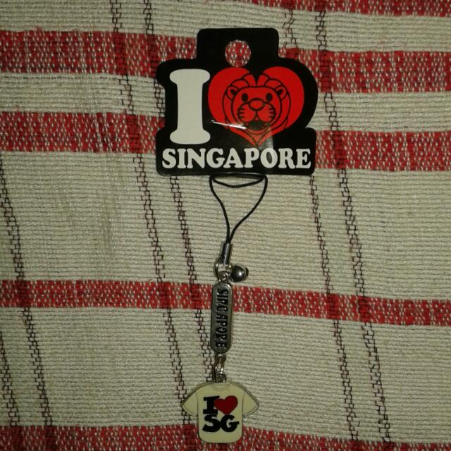 REPRICED: SG Keychain