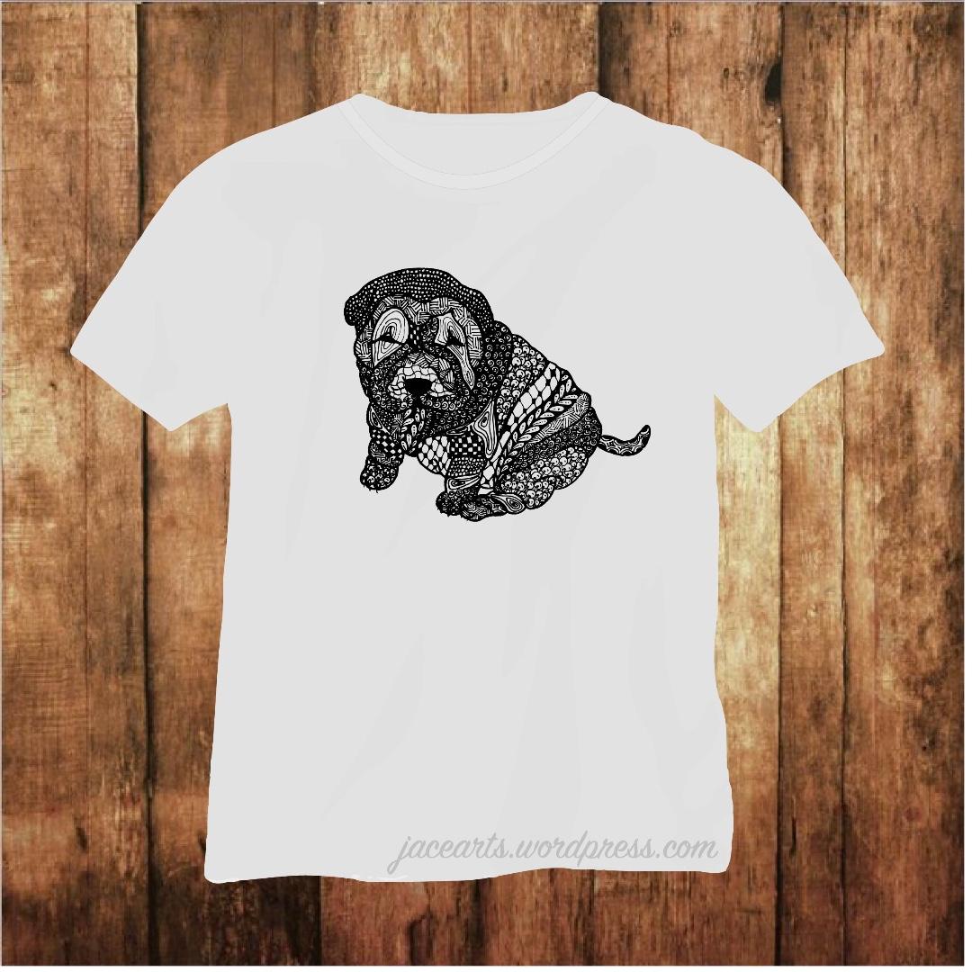 Shar Pei Puppy T-Shirt