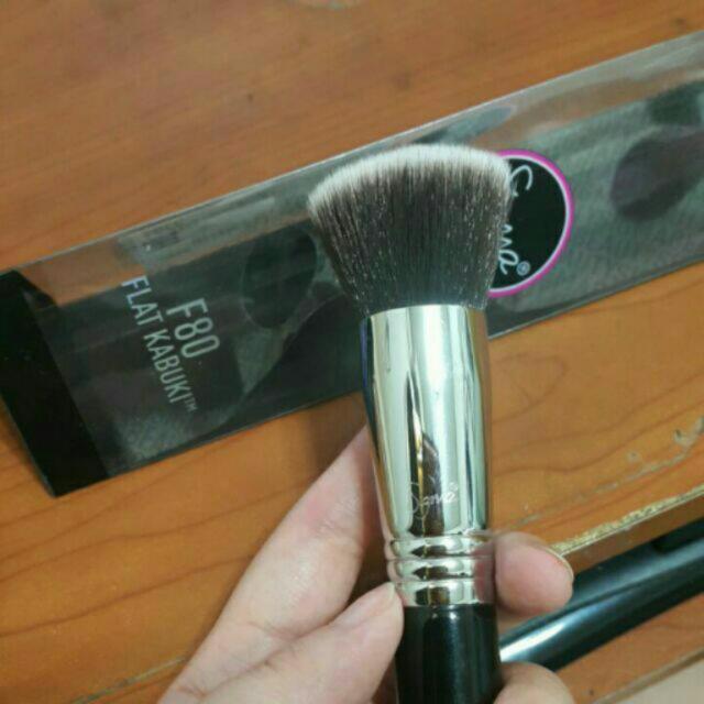 Sigma-F80 Kabuki平頭粉刷