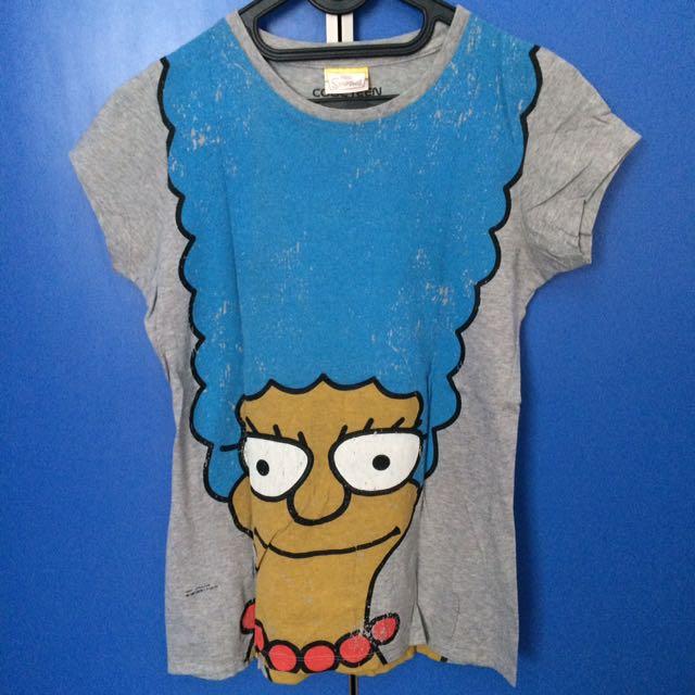 Simpson Head Tee by Cool Teen