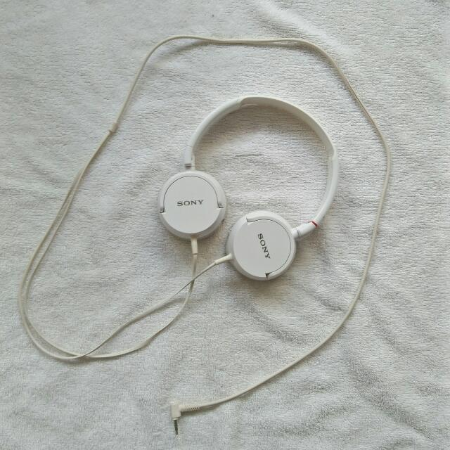 Authentic Sony Headphones