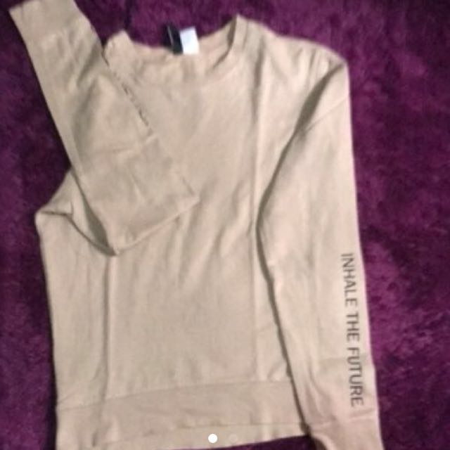 SWEATER H&M LIKE NEW