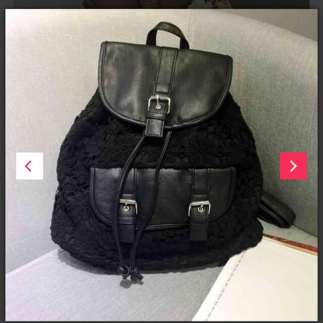 Tas Backpack Wanita (Branded)