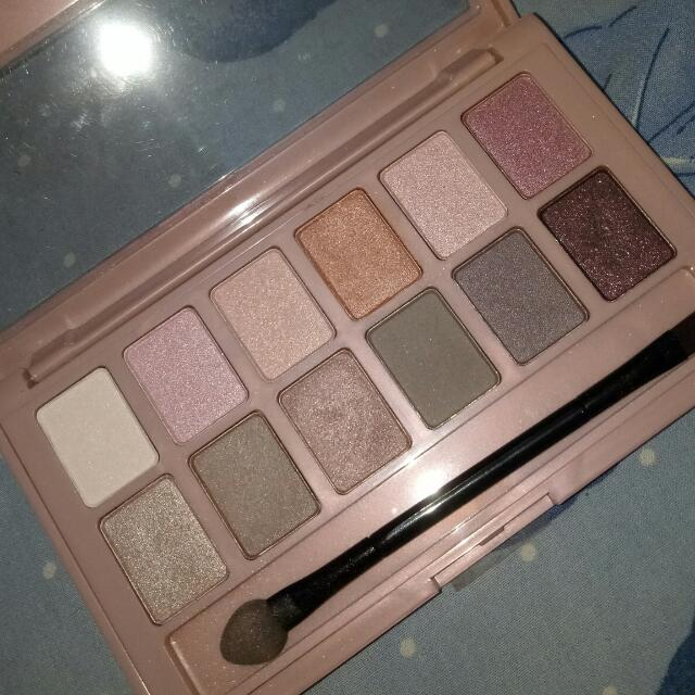 The Blushed NUDES by MAYBELLINE ORI
