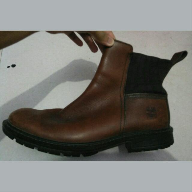 RUSH Auth Timberland Boots