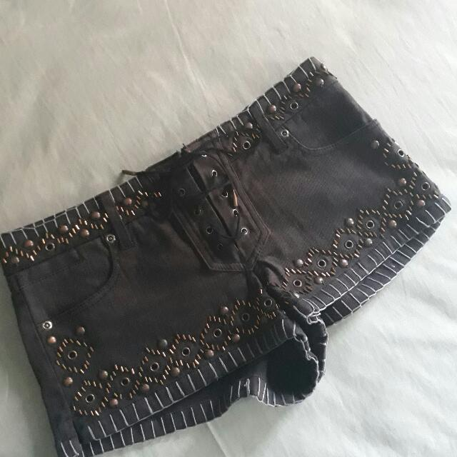 Topshop KATE MOSS LIMITED EDITION shorts