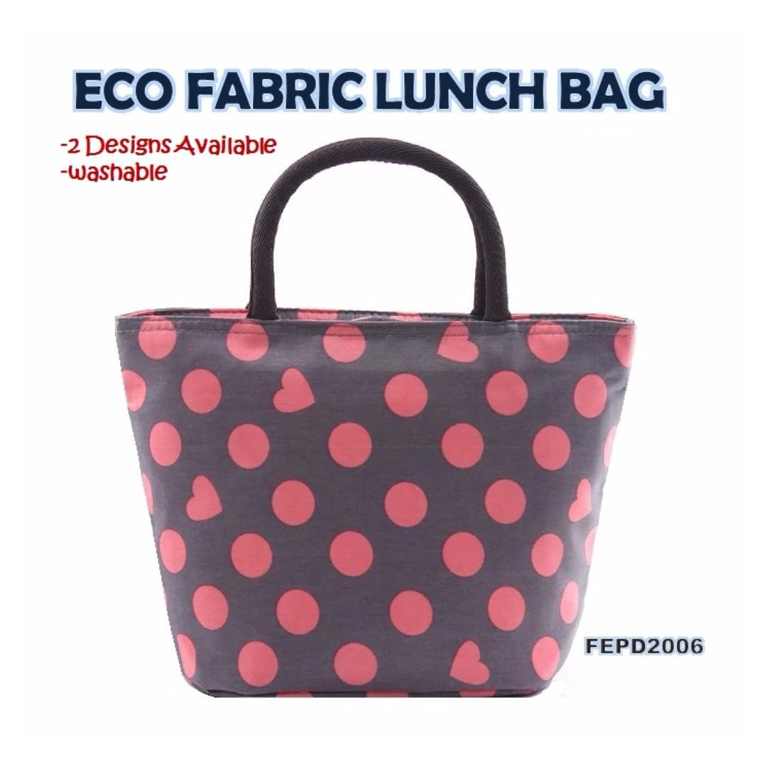 LUNCH BAG- FABRIC  TRENDY 58b0eba57e