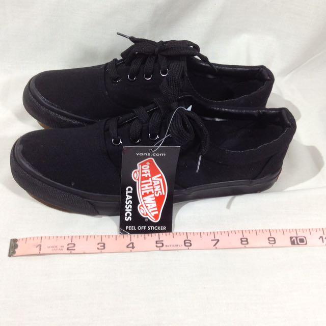 Vans - Black