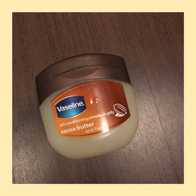 Vaseline Petroleum Jelly (Cocoa Butter)