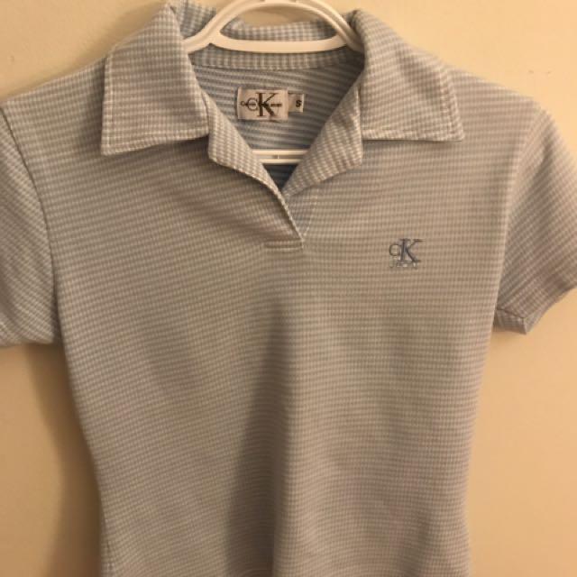 Vintage Calvin Klien Golf Shirt