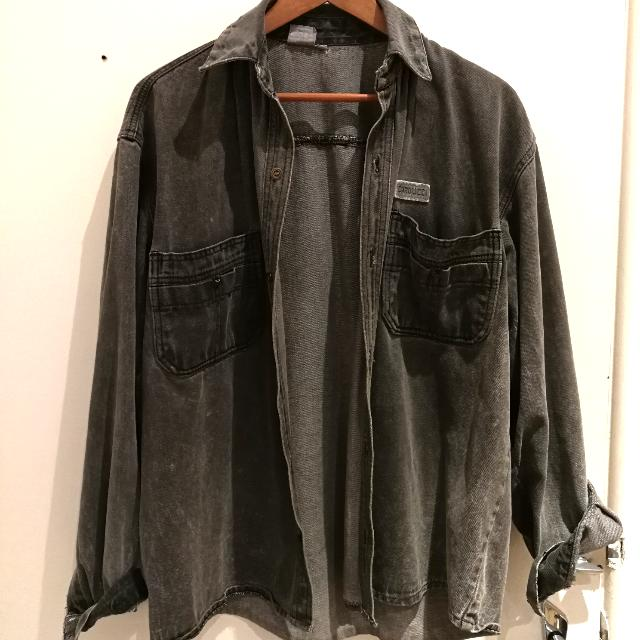 Vintage Carducci Denim Shirt/Jacket