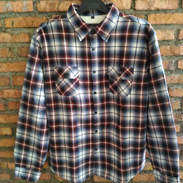 Vintage Flannel ( No Label)