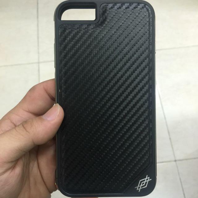 XDORIA iPhone 6+ / 6s+ Case Defense Lux Black Carbon (ORIGINAL)