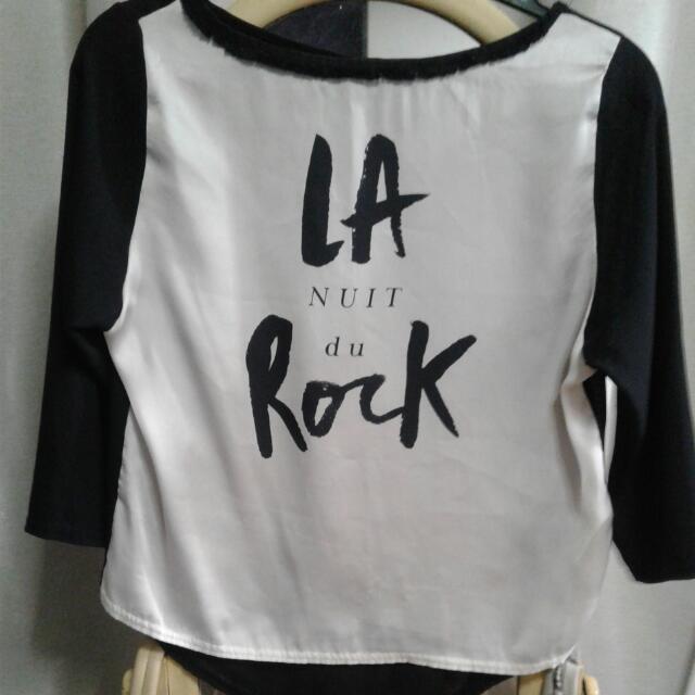 Zara Rock Top - SALE!!!