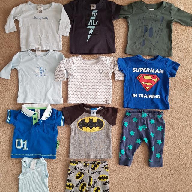 0000 Baby Boy Clothes
