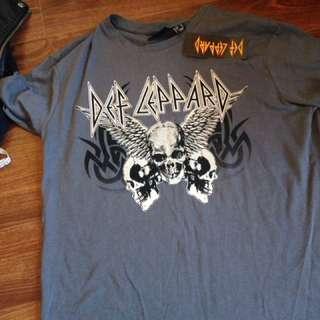Def Leppard Tshirt