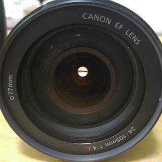 Canon 6D EF 24-105 mm f4 L kit