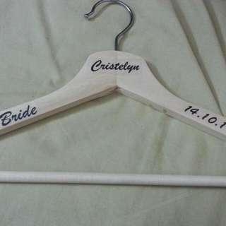 7Personalised Hangers