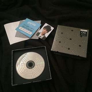 Kpop : Exo K Overdose album