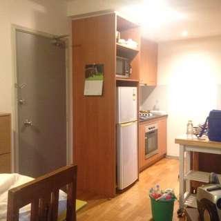 Room for rent, North Melbourne, border of Parkville