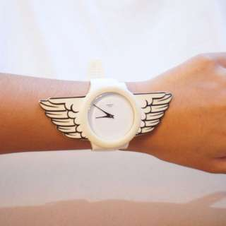 Jeremy Scott Wings Swatch Watch