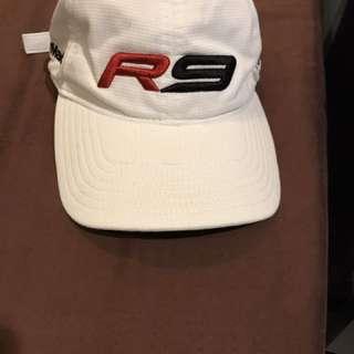 golf cap topi branded