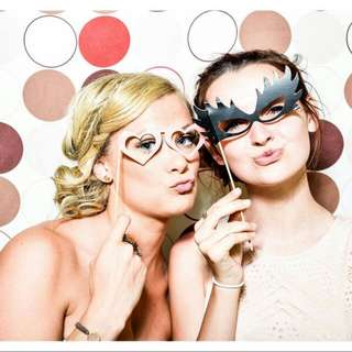 Photo Booth @ $99/Hour for Events