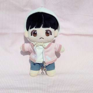 BTS Hobi Unhappy Doll by @AllFor_HOBI