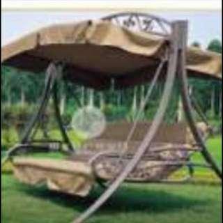 Outside Table $650 Swing $450