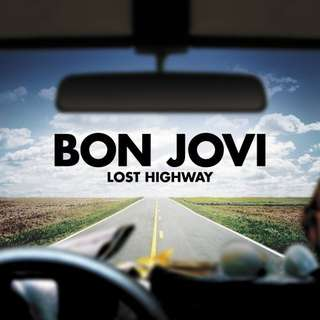 Bon Jovi Lost Highway CD