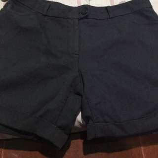 Grey Shorts Size 2L