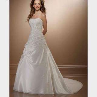 Mori Lee 2189 (style) Wedding Dress