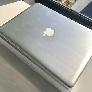(Upgraded) MacBook Pro 13 Inch - Late 2011