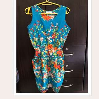 Floral Dress by BAYO