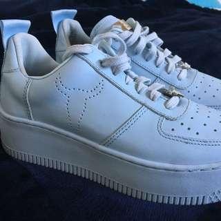 Windsor Smith Pale Blue Sneaker