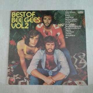 Best Of Bee Gees Vol 2 Vinyl Album