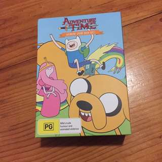 Adventure Time DVD Set