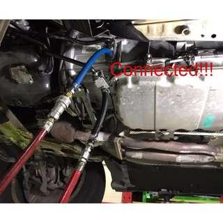 Gearbox Maintenance